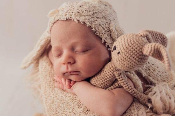 Fotografa newborn en las palmas de gran canaria fotografia de recien nacidos