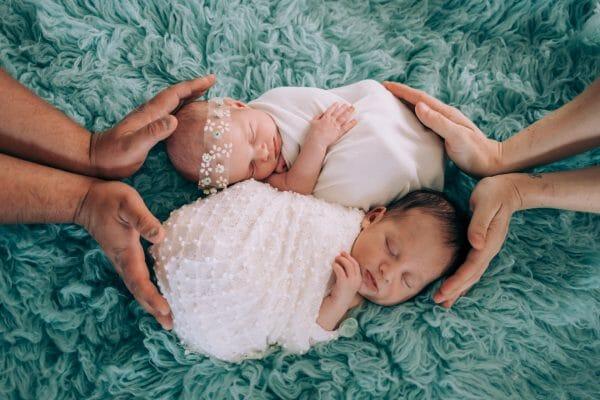 Fotografia de recien nacidos newborn en las palmas de gran canaria