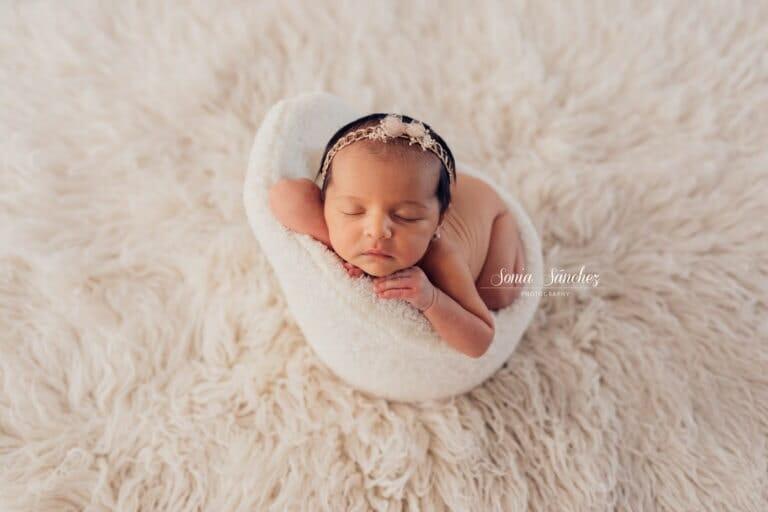 Fotografa de bebes en gran canaria