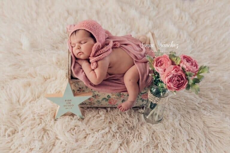 Fotografa de recien nacidos en gran canaria