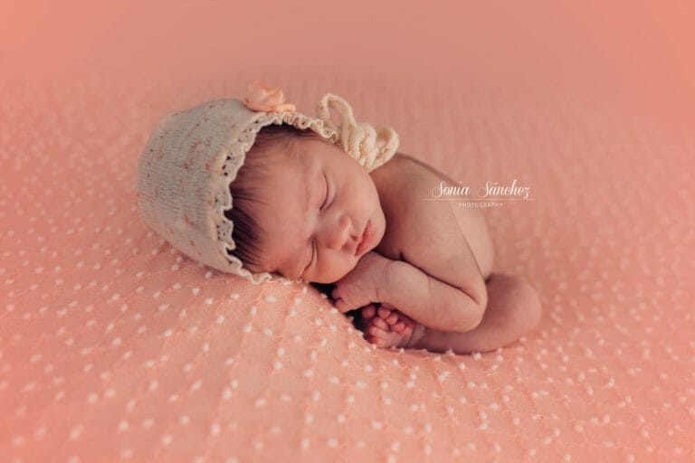 Fotografa newborn en gran canaria